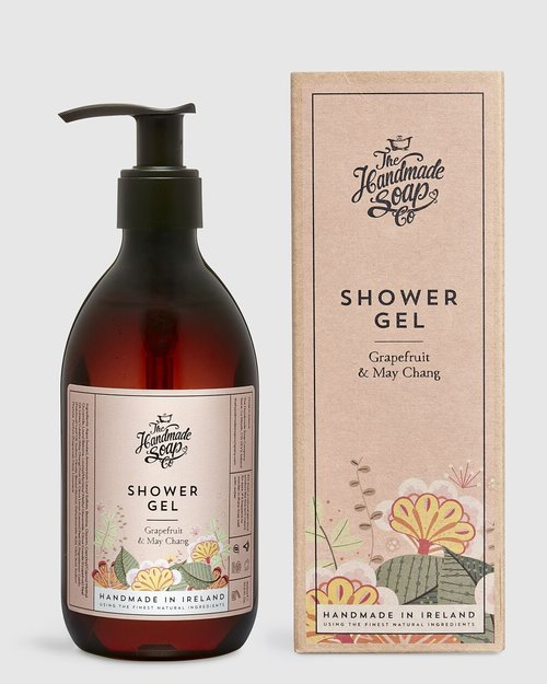 Grapefruit & May Chang Shower Gel