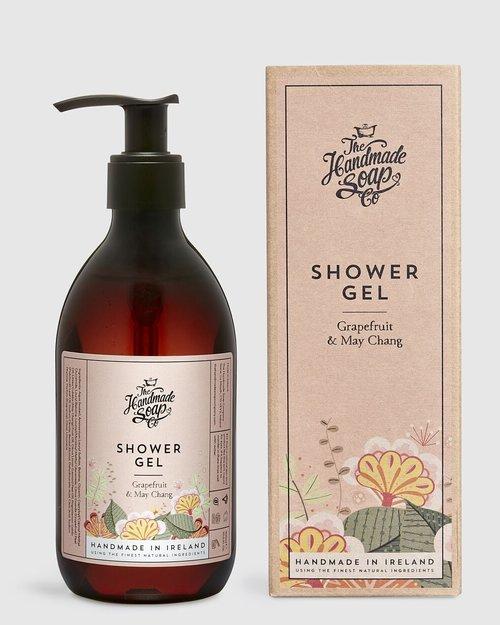Grapefruit & May Chang Shower Gel