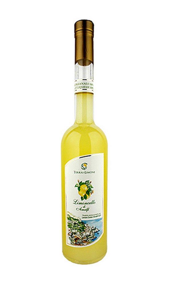 Limoncello di Amalfi by Terra di Limoni (Italian Liqueur)