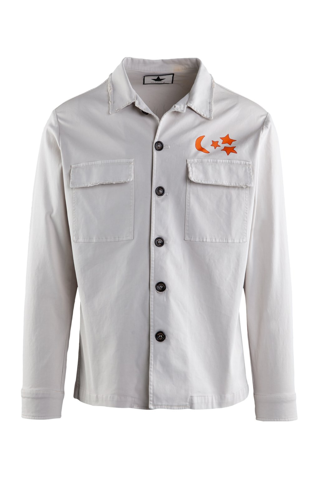 Shirt-Jacket Texas print