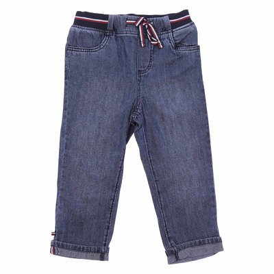 Jeans in cotone denim stretch