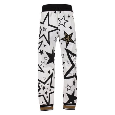 Millennials Star printed cotton sweatpants