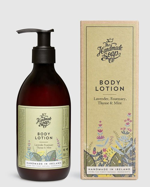 Lavender Rosemary Thyme & Mint Body Lotion