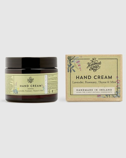 Lavender Rosemary Thyme & Mint Hand Cream