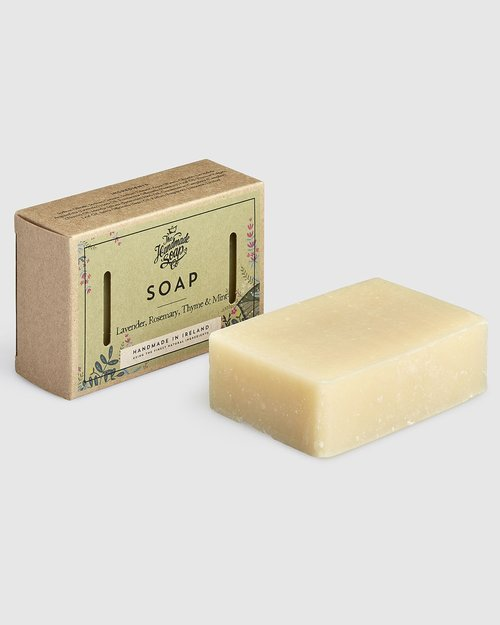Lavender Rosemary Thyme & Mint Soap