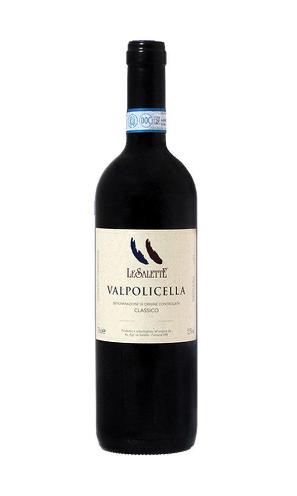 Valpolicella Classico by Le Salette (Italian Red Wine - Case of 3)