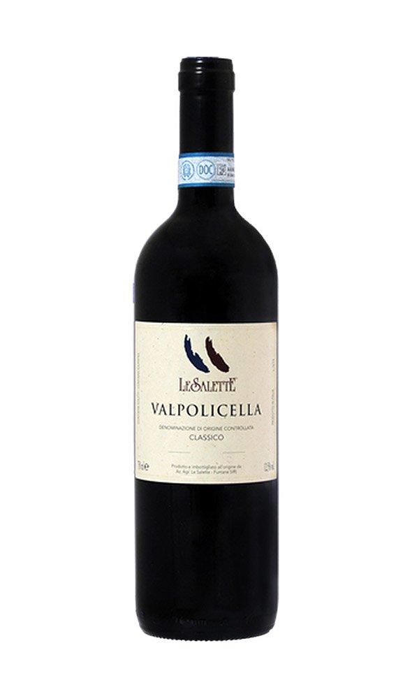 Valpolicella Classico by Le Salette (Italian Red Wine - Case of 3)