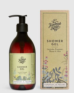 Lavender Rosemary Thyme & Mint Shower Gel
