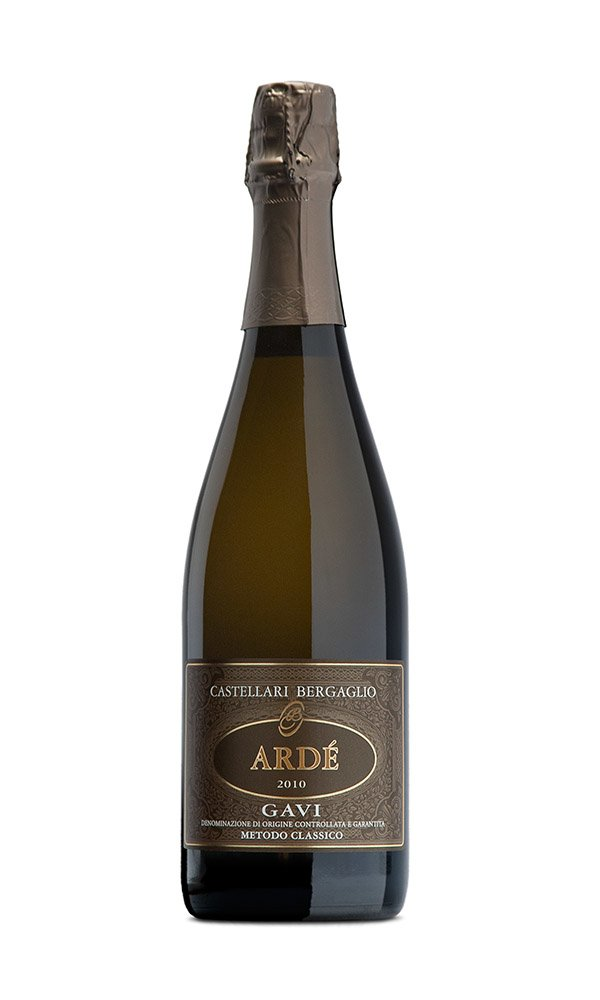 Gavi DOCG Ardé by Castellari Bergaglio (Italian Sparkling Wine)