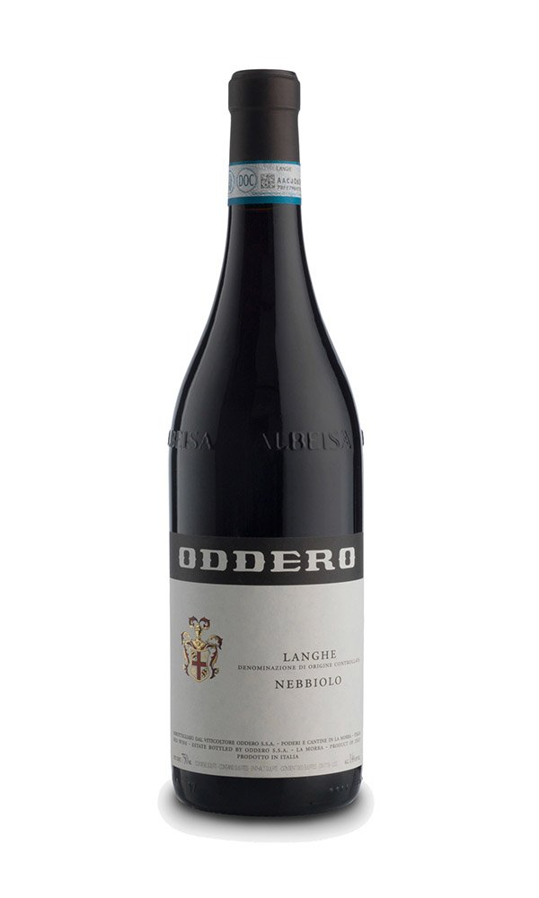 Langhe Nebbiolo by Oddero (Italian Red Wine)