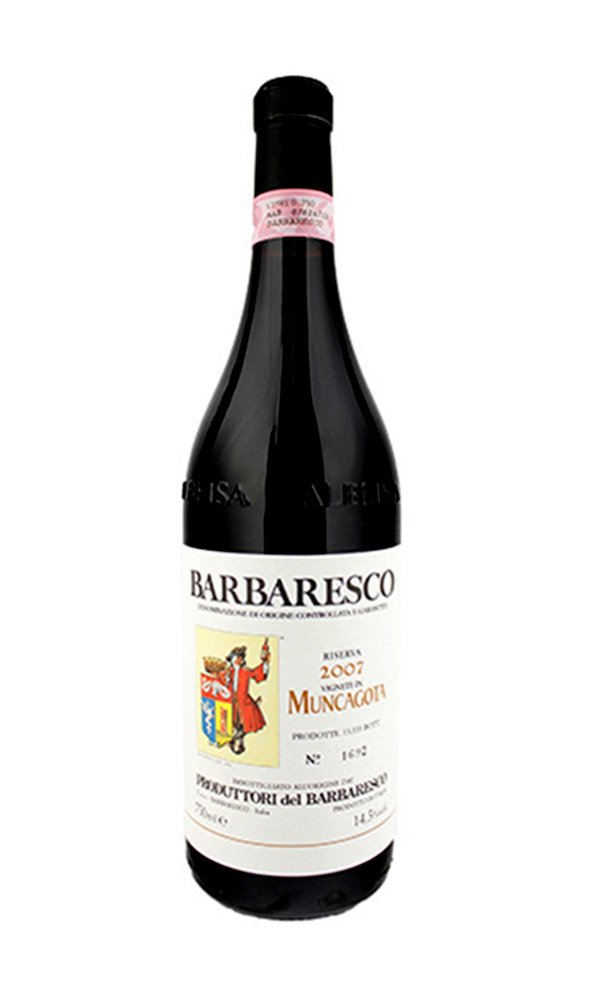 Barbaresco Riserva Muncagotta by Produttori del Barbaresco