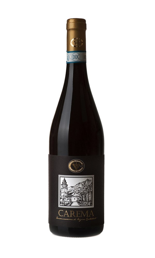 Carema Classico DOC by Produttori del Carema (Italian Red Wine)