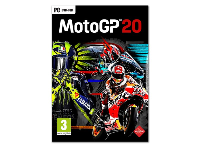 PC MotoGP™ 2020 - Black