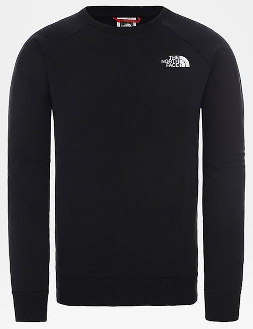 Felpa The North Face con logo posteriore - Nero