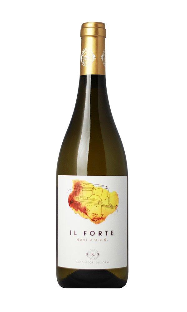 Gavi il Forte by Produttori del Gavi (Case of 6 - Italian White Wine)
