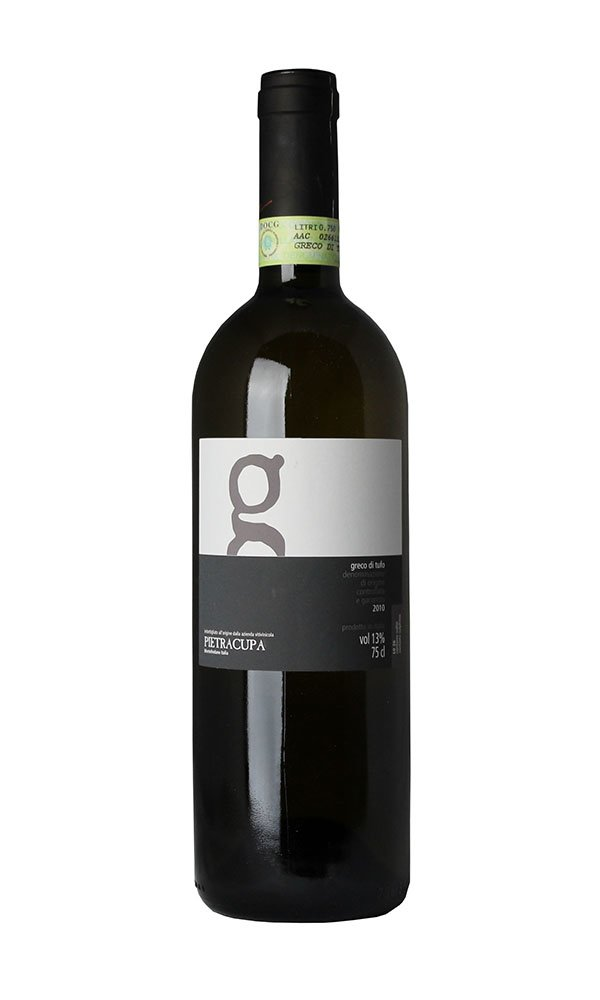 Greco di Tufo 'G' by Pietracupa (Italian White Wine)