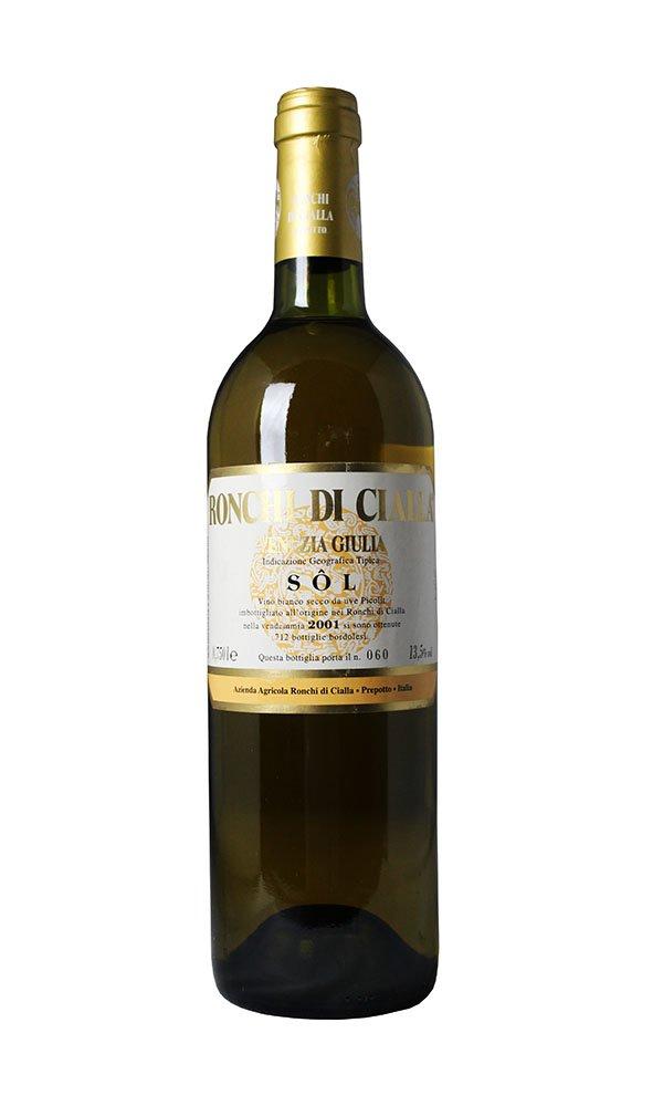 Sôl Picolit by Ronchi di Cialla (Italian White Wine)