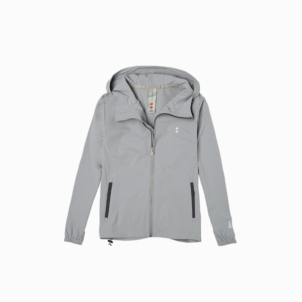 E207 Women's jacket in ultralight technical stretch