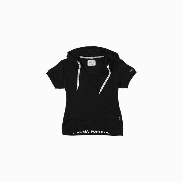 Camiseta de mujer E223 de manga corta y cuello en v