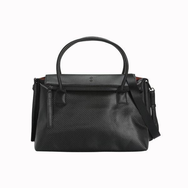 Satchel Bag D921 Black