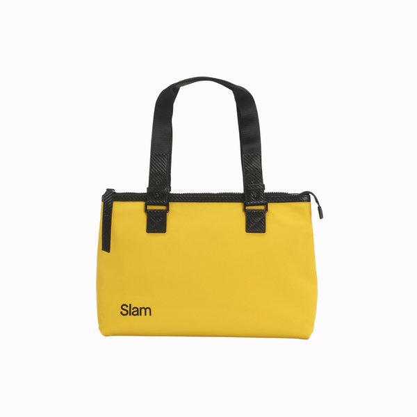D922 two-color water repellent Tote Bag