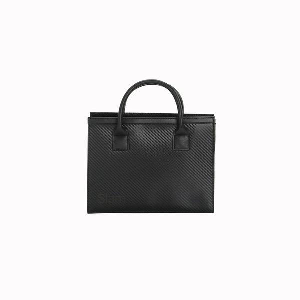 Damen Börse Bowler D923 Black
