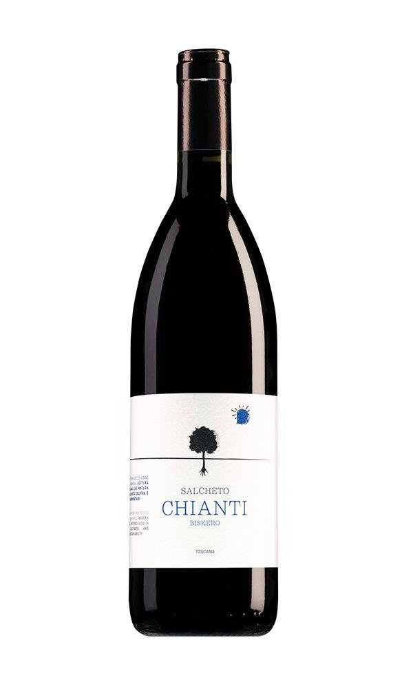 Chianti Biskero by Salcheto (Case of 6 - Italian Organic Red Wine)