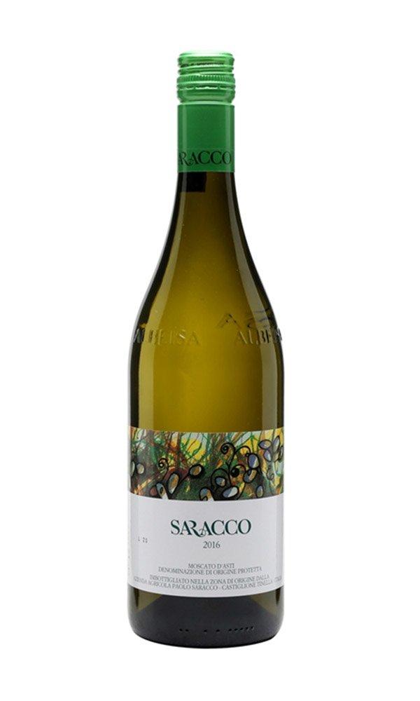 Moscato d'Asti DOCG by Paolo Saracco (Case of 3 - Italian Sweet White Wine)