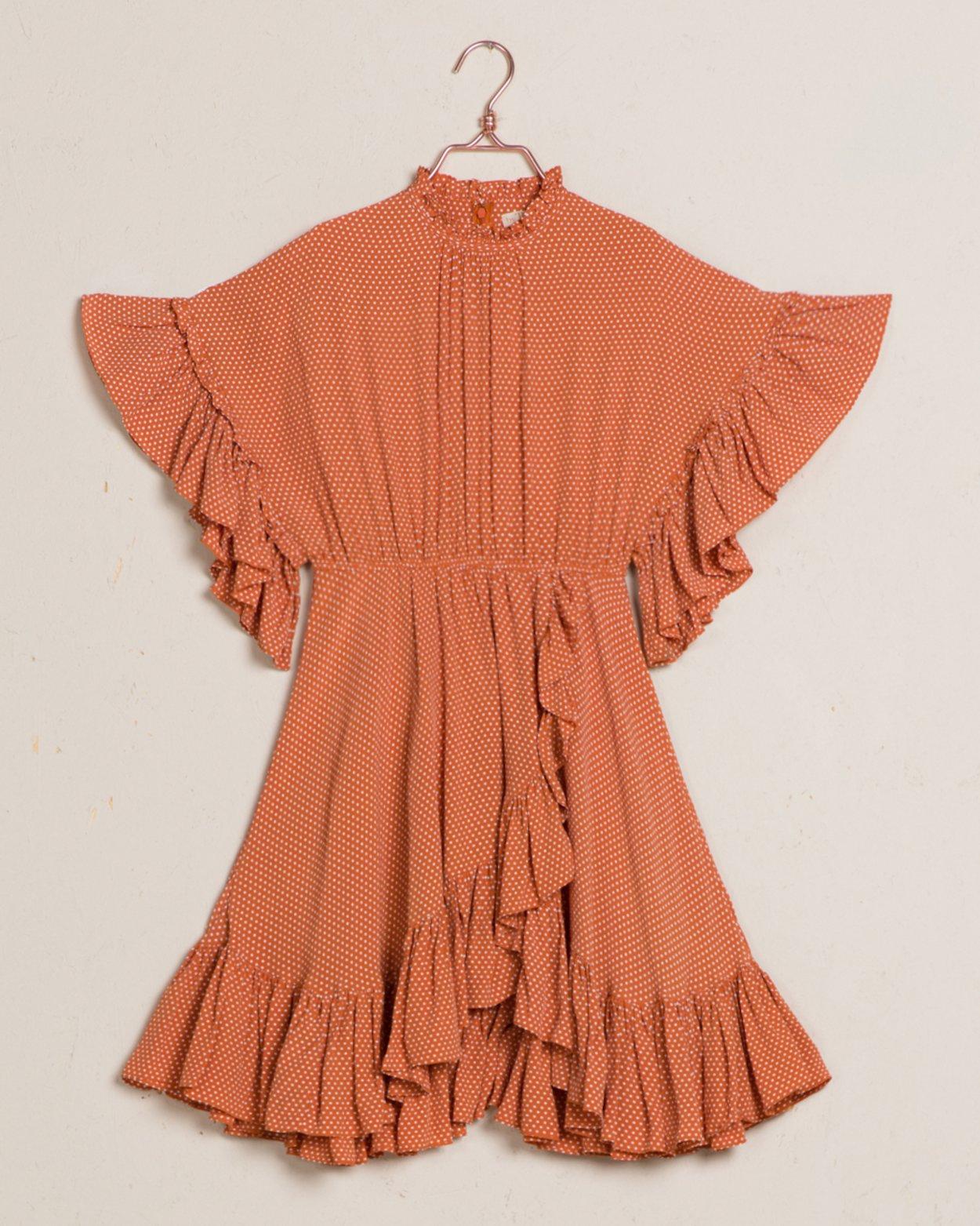 Summer Frill Dress