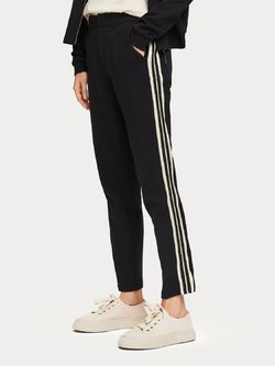 Tailored Tape Detail Sweatpants