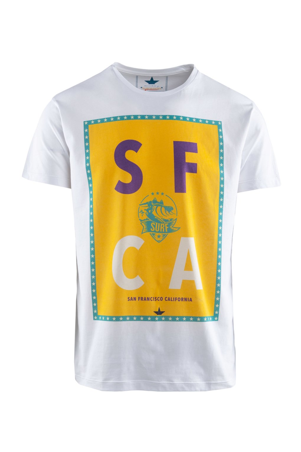 T-shirt con Stampa Sunset Boulevard
