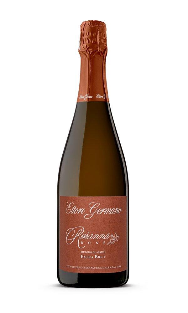 Spumante Rosé Brut Rosanna By Ettore Germano (Italian Sparkling Rosé Wine)